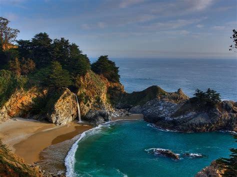 sea coast national park big sur  wallpaperscom
