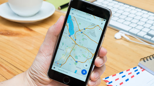 Google Maps will tell you how hard it will be to find parking
