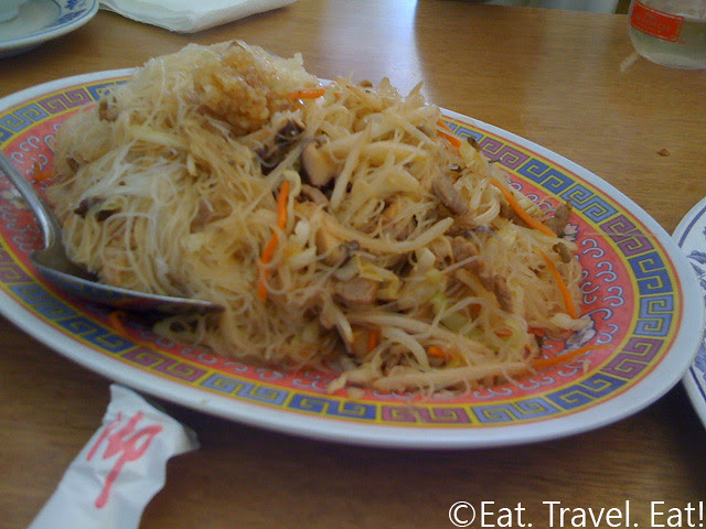 Stir Fried Rice Noodle
