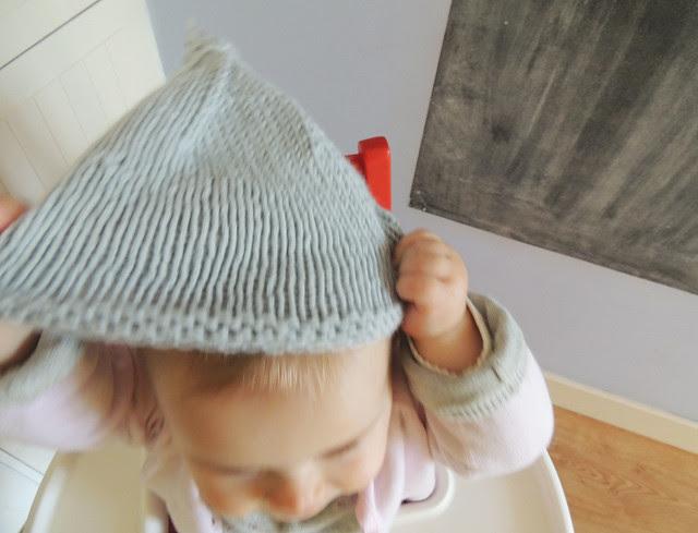 gorro novo : new hat