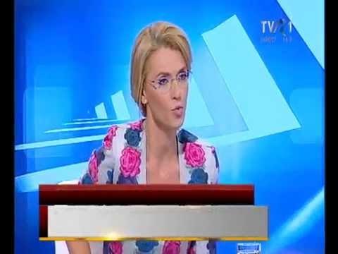 """VIDEO Alina Gorghiu despre mazilirea lui Băişanu: """"Nu şi-a pregătit bucătăria de toamnă"""""""