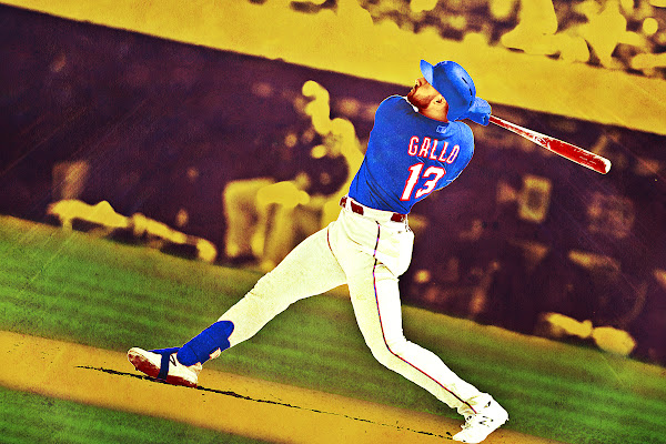 49a7ed47a Texas Ranger Joey Gallo Was Built for Modern Baseball. Now He s Destroying  It. The ...