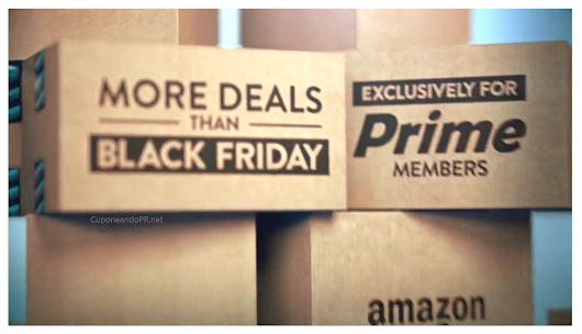 Amazon Prime Day - CuponeandoPR.net