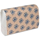 Genuine Joe White Paper Multi-fold Towel (Pack of 16)