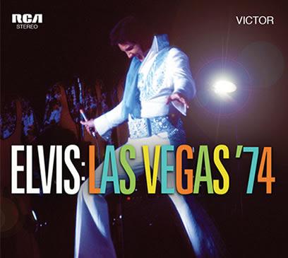 'Elvis Las Vegas '74' 2 CD Set from FTD : FTD News : Elvis Presley. : 'For Elvis Fans Only' Official Elvis Presley Fan Club