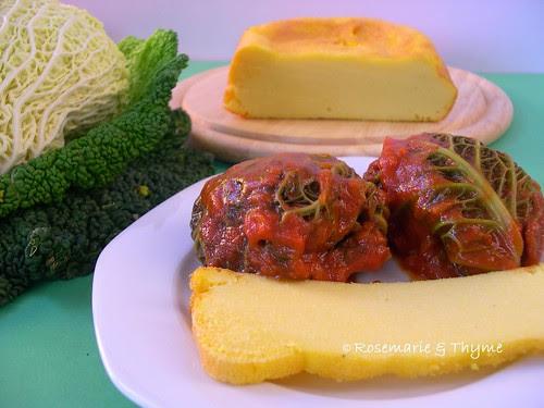 DSCN7249 - Involtini di verza con polenta_porzione