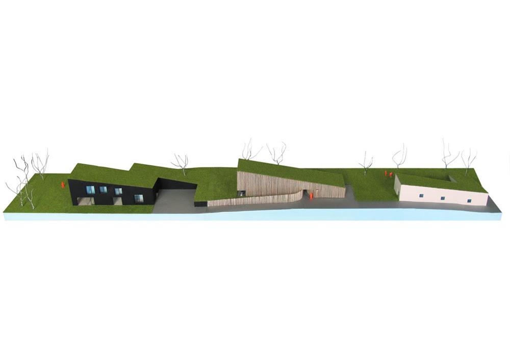 Casas en Rybnik - Jojko+Nawrocki Architekci, Arquitectura, casas, diseño