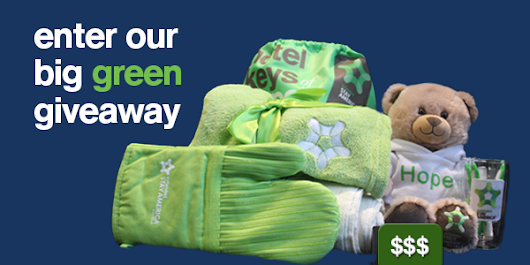 Extended Stay's Big Green Giveaway