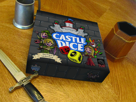 Le jeu Castle Dice