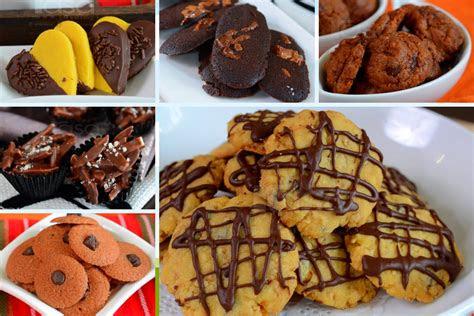 himpunan resipi biskut raya guna coklat mudah sedap rasa
