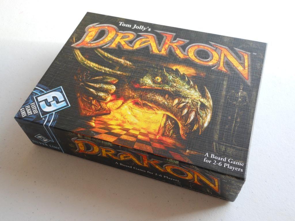 Drakon box