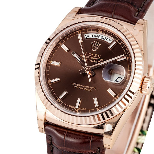 A Delectable Rolex President To Sink Your Teeth Into