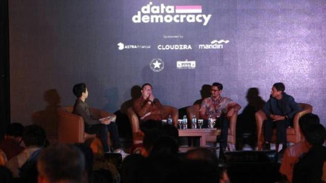 Tantangan Indonesia Capai Kedaulatan Data di Era Digital