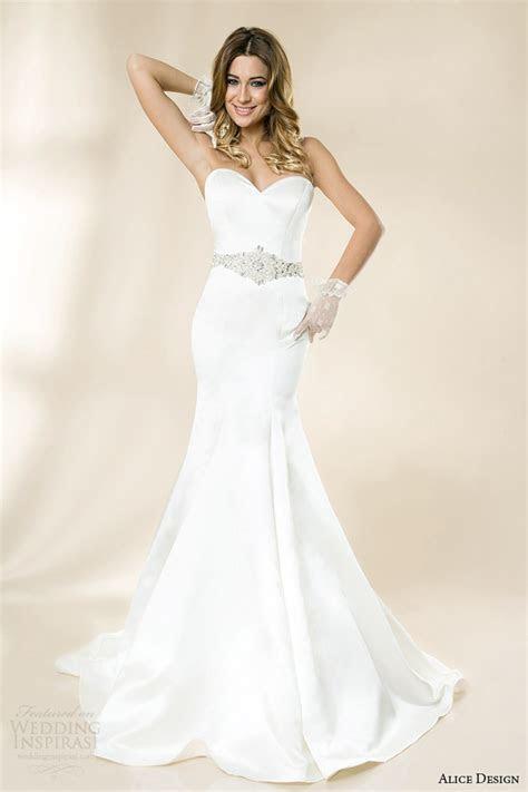 Alice Design 2014 Wedding Dresses ? Vintage Love Bridal
