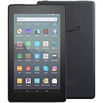 "Amazon Fire 7 Tablet (7"" Display, 16 GB) - Black"
