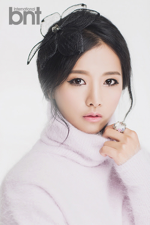 Song Ga Yeon - bnt International November 2014