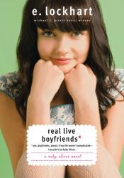 Real Live Boyfriends by E. Lockhart book cover