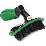 "5""x6"" Tire Brush Green - Turtle Wax"