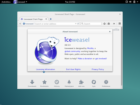 'Iceweasel' will be renamed 'Firefox' as relations between Debian and Mozilla thaw