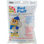 Penn Plax S.A.M. Bed Fluff for Hamsters - 1 oz