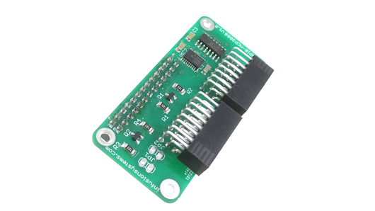 PiShield: Sensor Interface board for Raspberry Pi