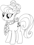 My Little Pony Coloring Pages Free Coloring Pages