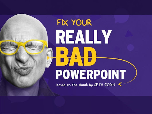 Fix Your Really Bad PowerPoint by @slidecomet : based on an ebook by …