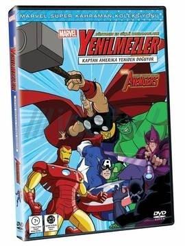 Yenilmezler: Dünyanın En Güçlü Kahramanları