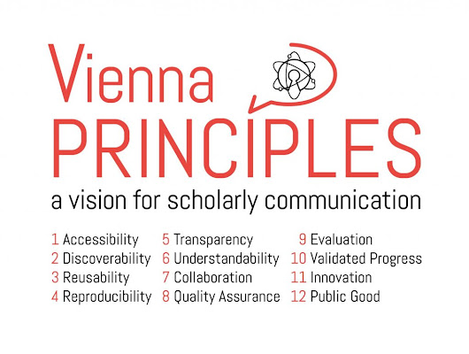 Envisioning future scholarly communication: The Vienna Principles | F1000 Blogs