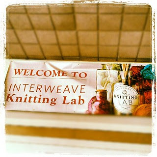 Fondling #yarn at Interweave #knitting lab  #manchvegas #newhampshire #happy #love #getyourkniton