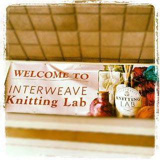 Fondling #yarn at Interweave #knitting lab  #manchvegas #newhampshire #happy #love #getyourkniton