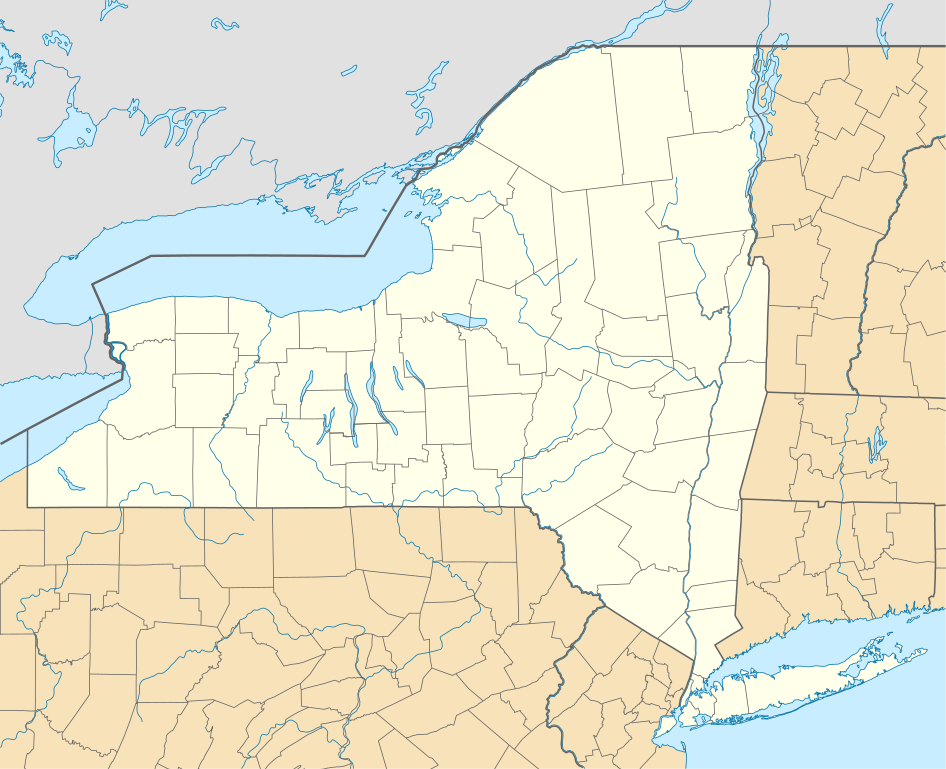 Fileusa New York Location Map Svg Wikimedia Commons
