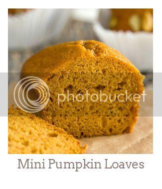 """""""Mini Pumpkin Loaves"""""""