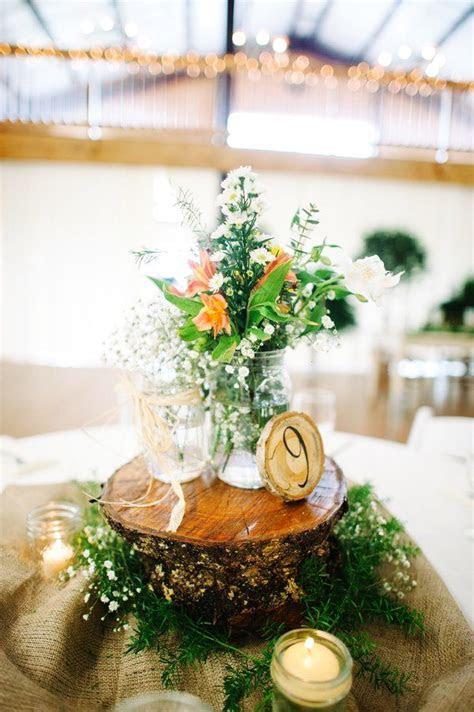 Top 14 Easy Wood Log Centerpiece Designs ? Unique Wedding