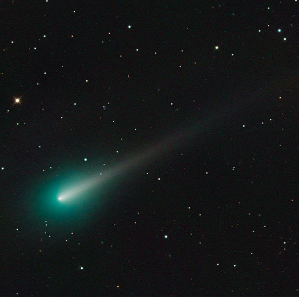 Comet ISON (C/2012 S1) captured by the Mount Lemmon SkyCenter