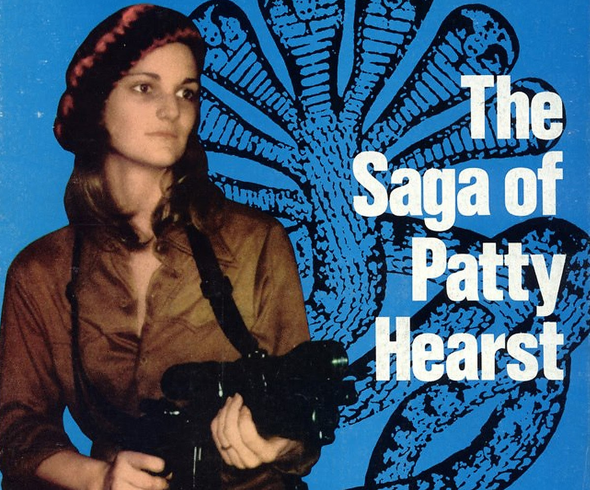 Image result for patty hearst kidnapped images