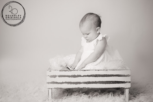 Reese Turns One - Edmonton Children Photography - Roughley Originals