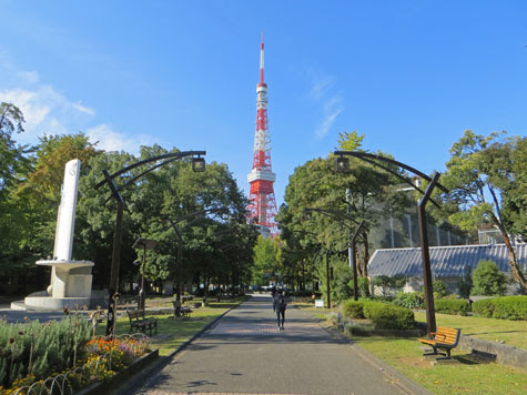 Popular Parks and Gardens in Tokyo Japan