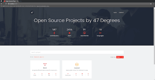 Introducing org: A site generation tool for open source organizations | 47 Degrees