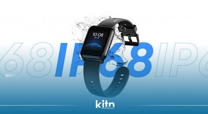 بە فەرمی کاتژمێری زیرەکی Realme Watch 2 لە مالیزیا نمایش کرا
