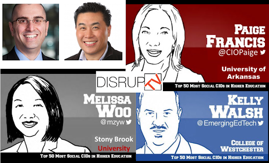 A DisrupTV Look at the Disruption of Higher Education | Emerging Education Technologies