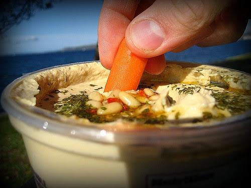 a seaside snack
