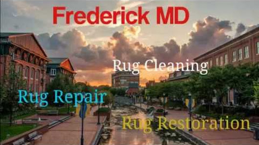 Rug Cleaning Frederick Md