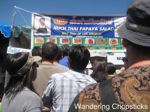 Songkran (Thai New Year) Festival - Los Angeles (Thai Town) 7