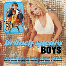 Boys By Britney Spears Turns 16 Years Old