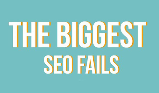 10 SEO Fails That Will Absolutely Destroy Your Online Strategy - Red Website Design Blog