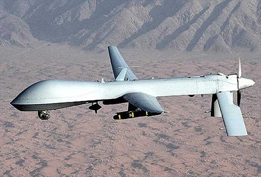 Israel Signs a Deal to Sell Ten Heron TP Armed Drones to India