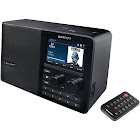 Grace Digital SiriusXM Sound Station Satellite Radio Tuner - Black