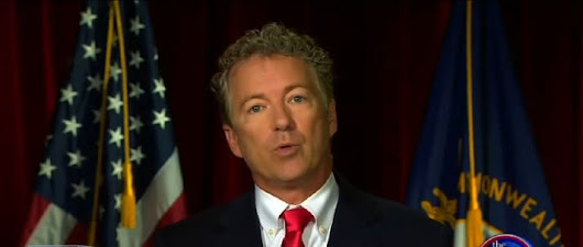 BREAKING: Rand Paul Releases First Page Of Obamacare Replacement Bill - Resistance Feed