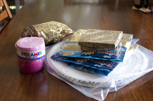 party supplies!